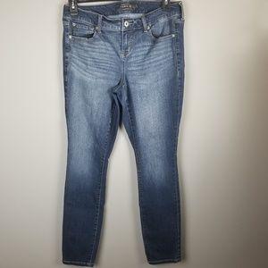 Torrid Premium Sz 12R Skinny Jeans Womens